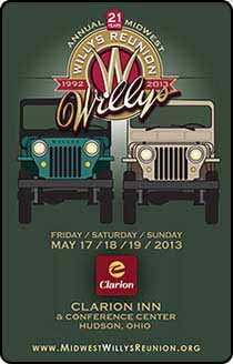 2013 Willys Reunion ewillys