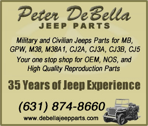 Peter Debella Jeep Parts