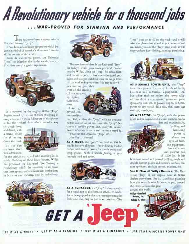 1945-11-10-sat-evening-post-willys-jeep-2page-ad-pg71-lores