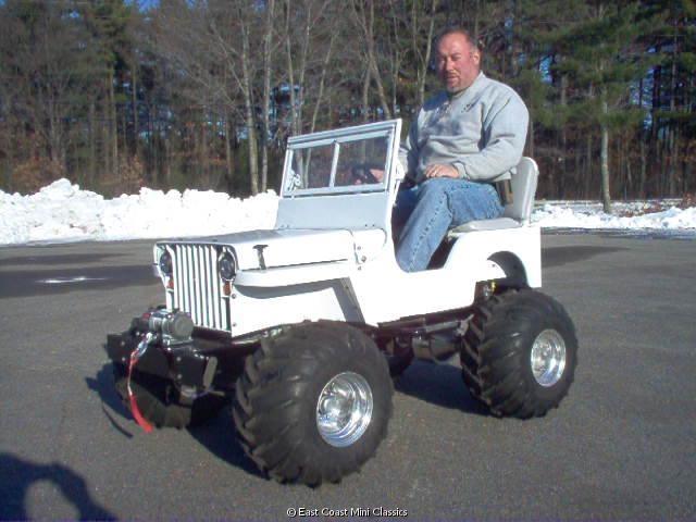 Mini-Jeeps | eWillys