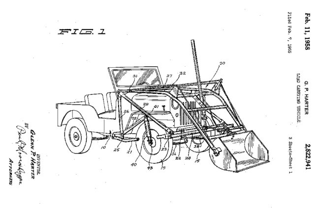 1955-02-07-jeep-a-loader-patent1