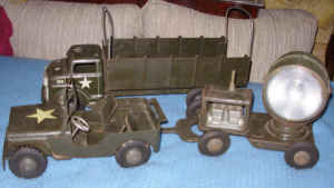 Marx_army_trucks