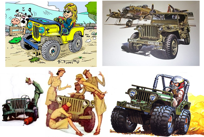 jeep4ever_posterart