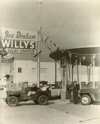 donham-willys