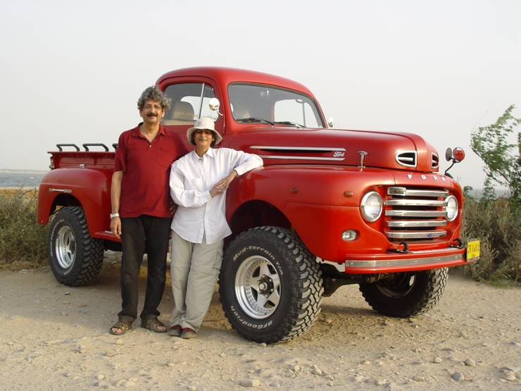 Tires Near Me Open Now >> A Ford F1 — From California to Karachi, Pakistan | eWillys