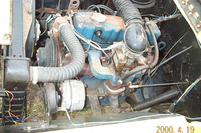 1953_cj3a_shelvin_engine1