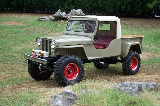 Builds Chad S Ford Model A Roadster Pu Willys Ewillys