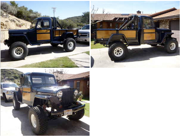 Willys Trucks   eWillys   Page 27