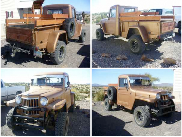 Willys Trucks   eWillys   Page 52