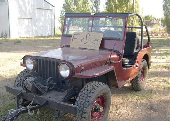 Cj 2a ewillys page 378 for Fair oaks motors jeep