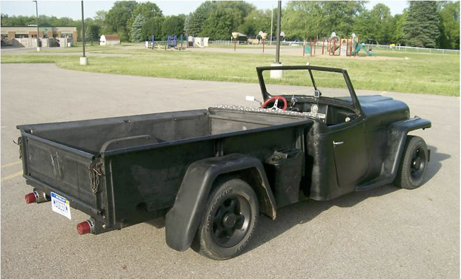 Willys Jeepster For Sale Craigslist | Autos Weblog