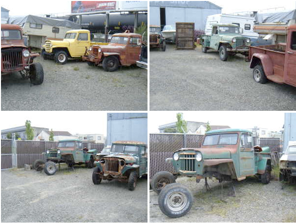 Parts Used Or Salvage Ewillys