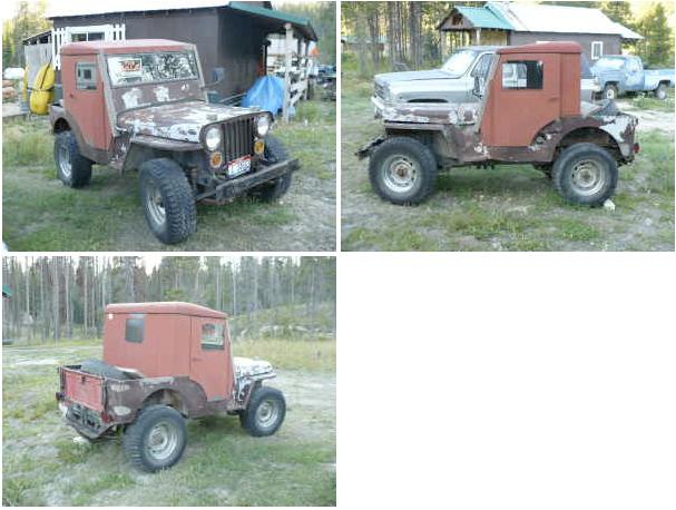 Year CJ-2A Lewiston, Id $1800 | eWillys