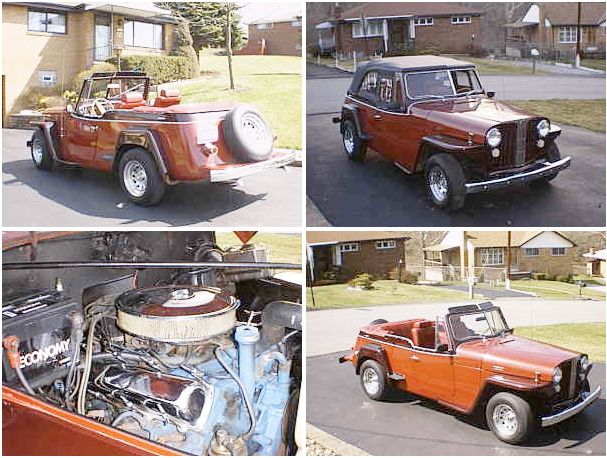 Craigslist Willys Jeepster | Autos Post