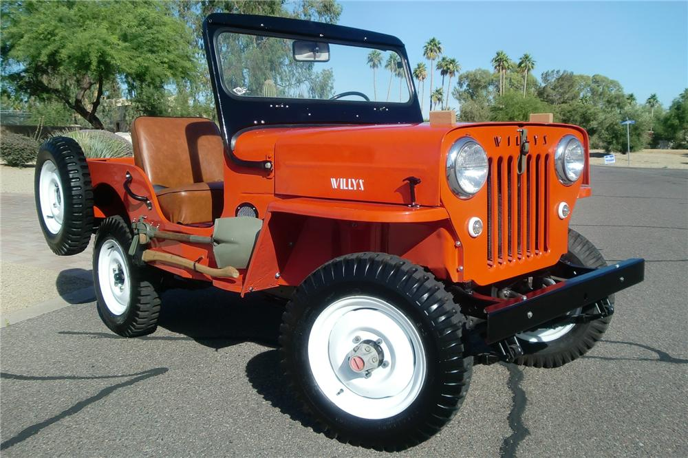 1960 cj