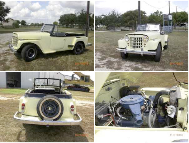 Jeepster ewillys page 20 for Houston craigslist garage sales