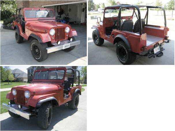 Willy Jeep Craigslist Cincinnati Autos Post