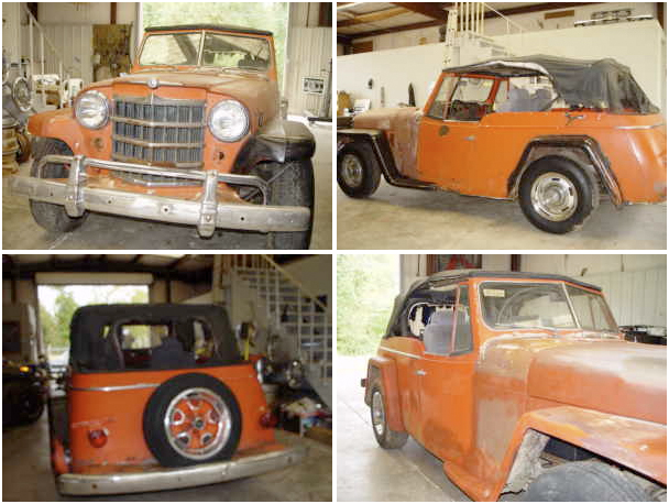 Jeepster Ewillys Page 20