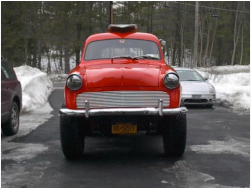1958 Hillman Husky On CJ 5 Chassis Guilderland NY SOLD