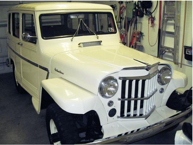 1962 Wagon McAllen, Tx **SOLD** | eWillys