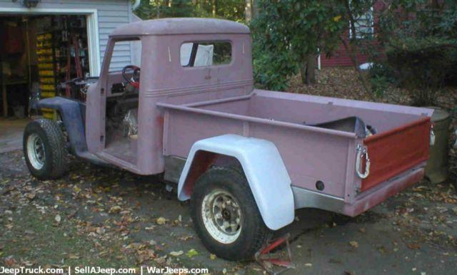 1955 jeep willys truck jeep trucks for sale old trucks autos weblog. Black Bedroom Furniture Sets. Home Design Ideas