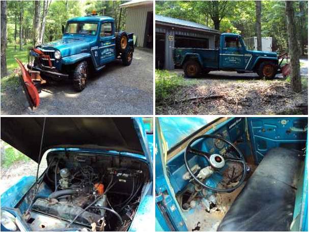 Craigslist Pa Poconos >> Willys Trucks | eWillys | Page 12