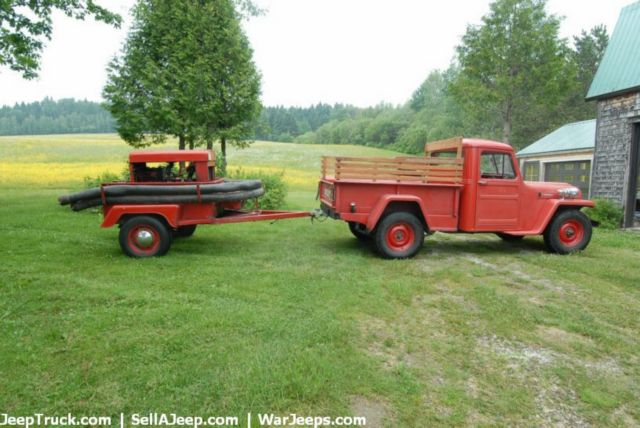 1955 jeep willys truck for sale. Black Bedroom Furniture Sets. Home Design Ideas