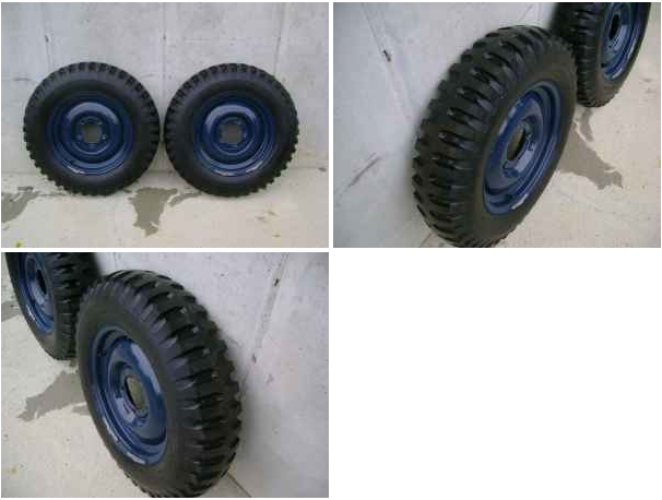 Craigslist Mohave County Az >> Tires and Rims | eWillys | Page 10