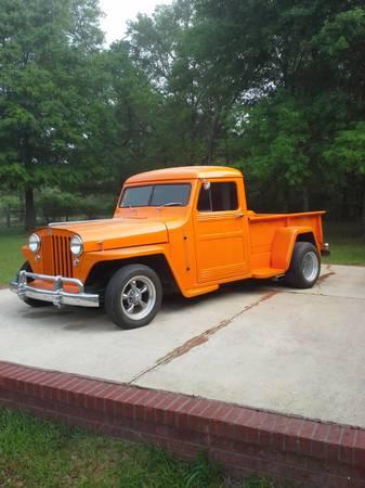 1948 Truck Mobile Al