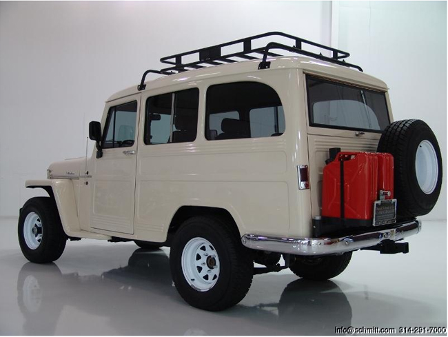 Willys Wagon Roof Rack >> Willys Wagons | eWillys | Page 30