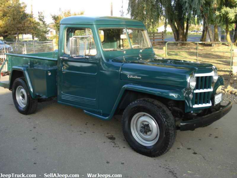 Willys truck for sale canada
