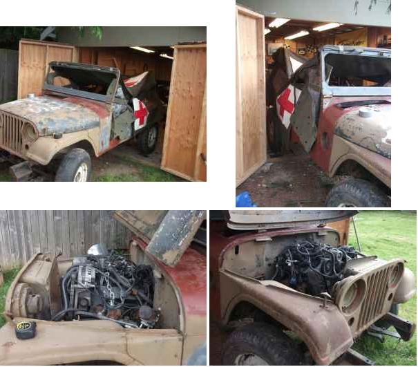 Willys Jeepster Craigslist