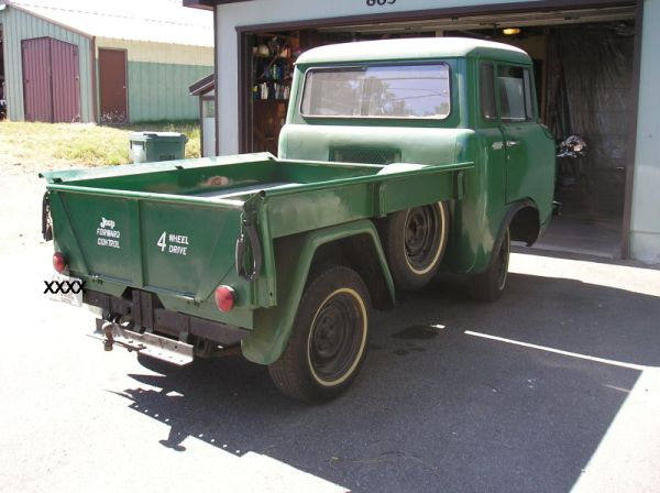 Jeep Fc 150 Craigslist Autos Post