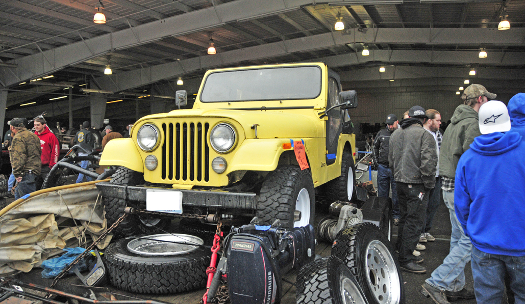 yakima jeep swap meet