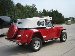 1947 Willys Jeepster For Sale Craigslist Upcomingcarshq Com