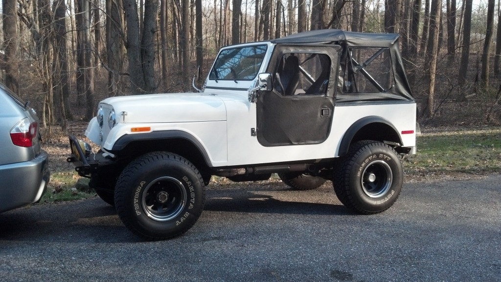 Modern 77 Jeep Cj7 Component - Electrical and Wiring Diagram Ideas ...