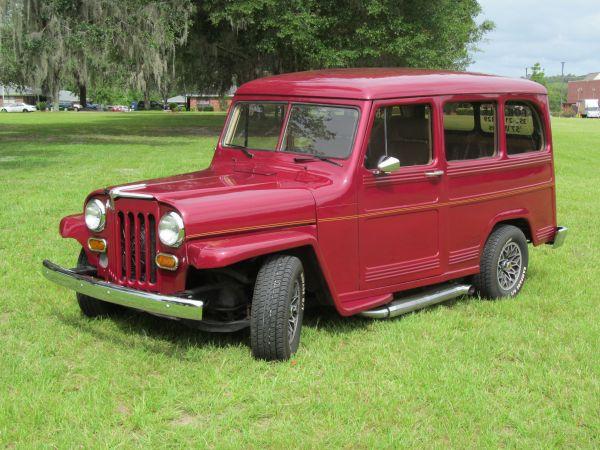1957 Wagon Gainesville, Fl **SOLD** | eWillys