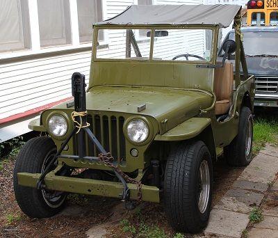 1946 CJ-2A Shreveport, LA $4800 | eWillys