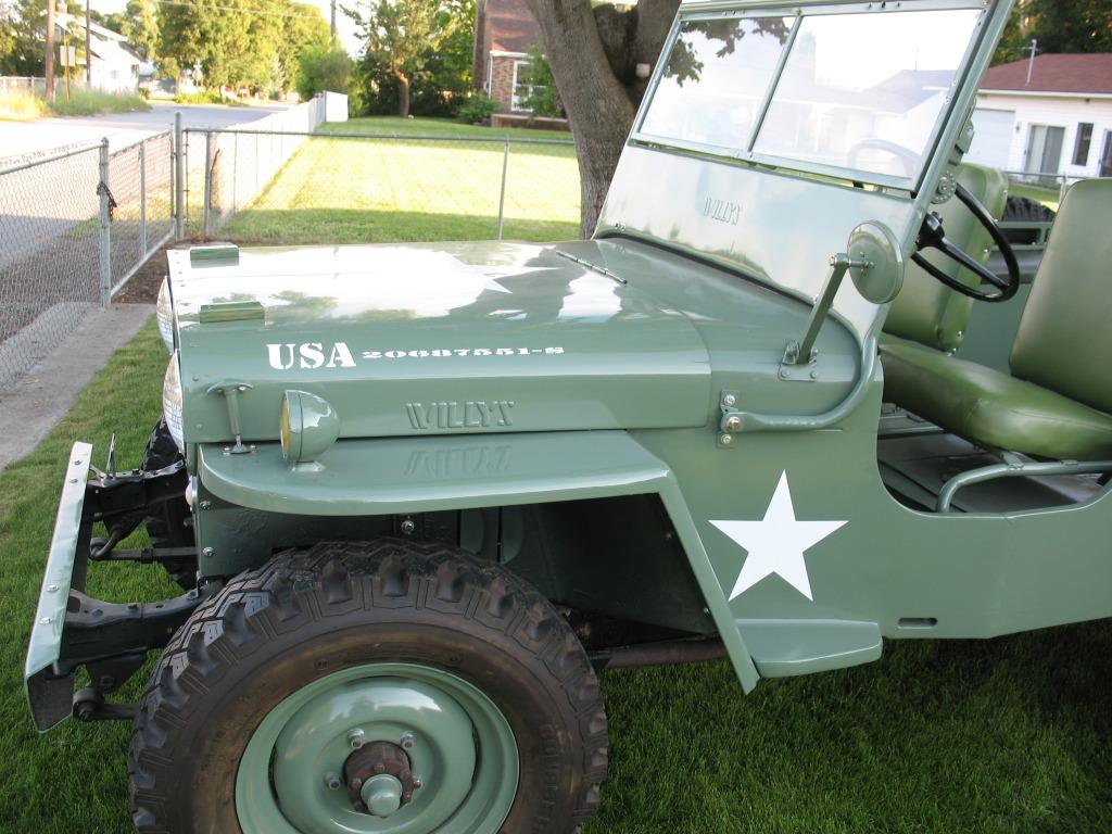 1947 CJ-2A Spokane Valley, WA **SOLD** | eWillys