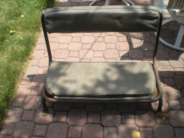 seats search results ewillys Willys Jeep CJ2A Rear-Seat