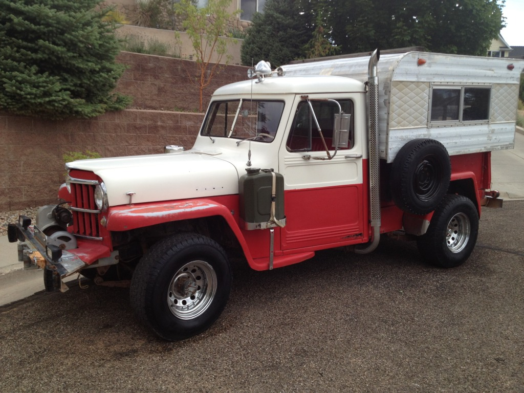 100 Willys Jeep Truck Diesel Brothers Jeep Willys