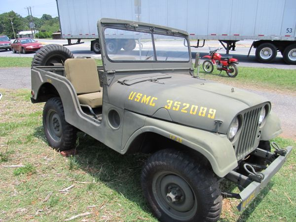 1962 M-38A1 Lincolnton  M 38a1 Ewillys Page 6