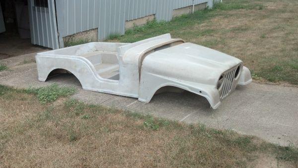 Fiberglass Body Eaton Rapids, Mi $1500 | eWillys