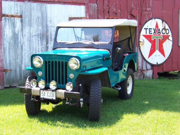 1954 CJ-3B Beloit, WI $10,500 | eWillys