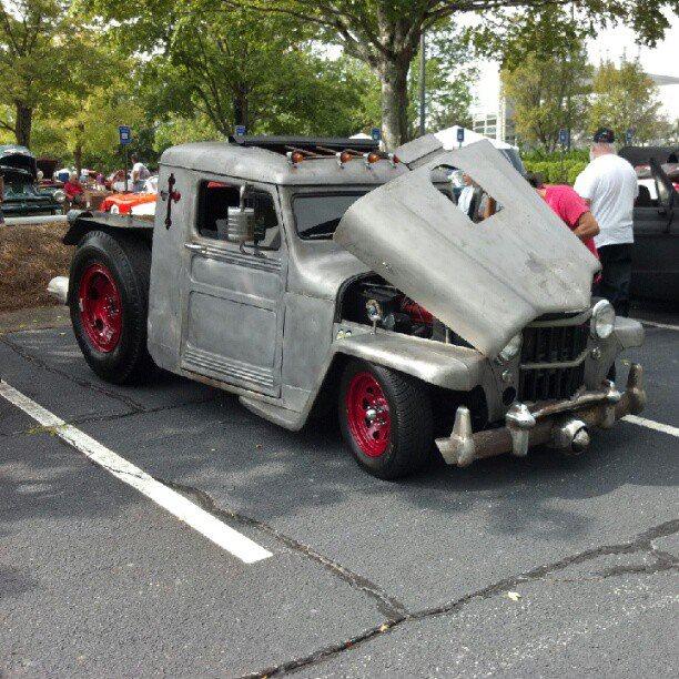 Modified Truck At The Car And Bike Show In Atlanta GA EWillys - Car show atlanta ga