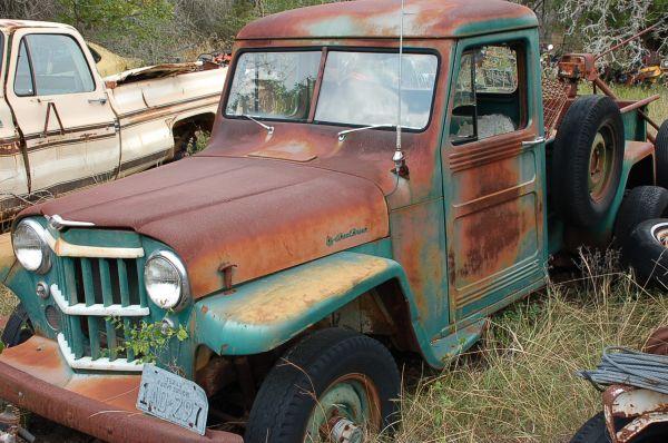 1960 Truck Harper, TX $9500 | eWillys