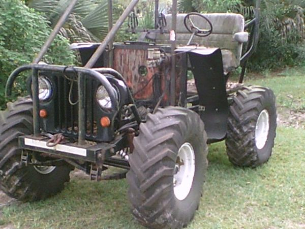 Jeeps For Sale In Md >> Swamp Buggy Orlando, FL **SOLD** | eWillys