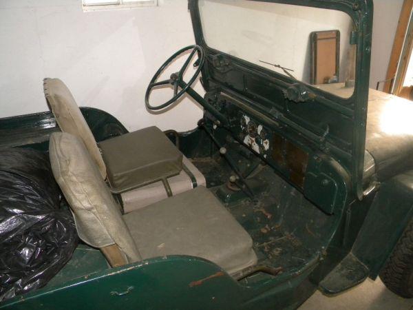 1951 M-38 Omaha, NE $16,000   eWillys