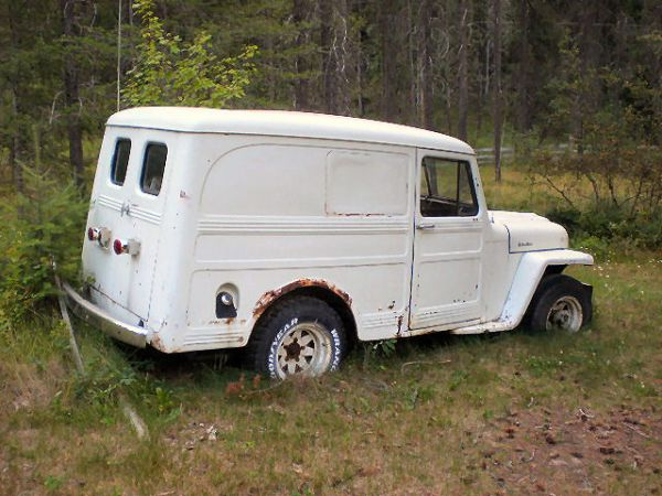 Willys Jeep Station Wagon For Sale Craigslist.html   Autos