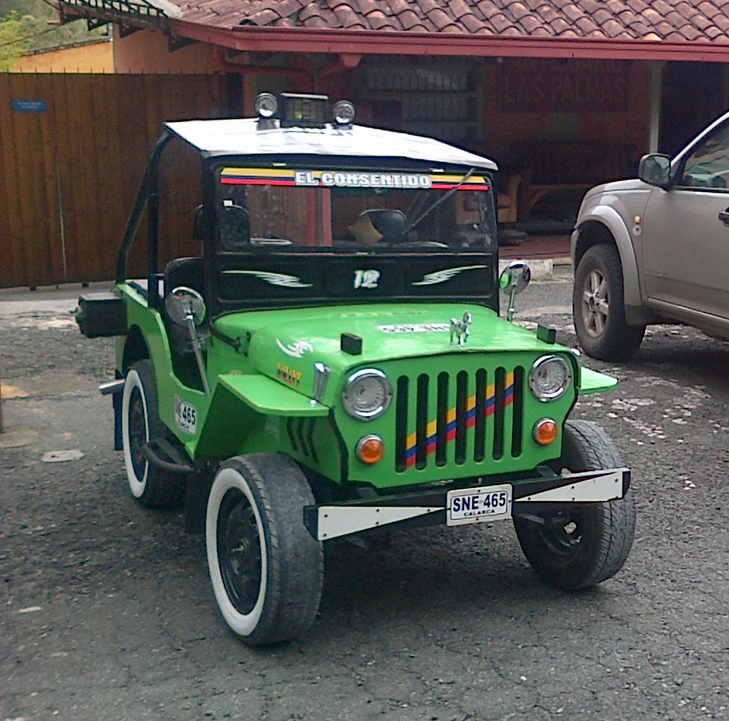 Electric-Jeep | eWillys